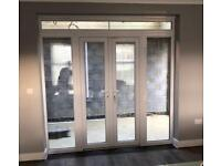 UPVC Patio French Doors