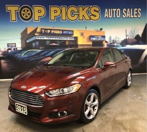 2015 Ford Fusion SE With Sport Appearance Package, Accident Free