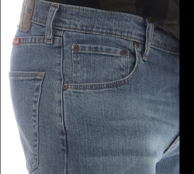 3e6be506 ... Wrangler 5 Star STRAIGHT Fit Jean with Flex Premium Denim Men's ...