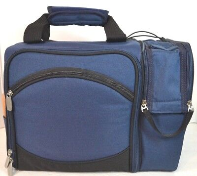 Picnic Supplies (Picnic Time Soft Sided Tote and Insulated Cooler with Picnic Supplies for)