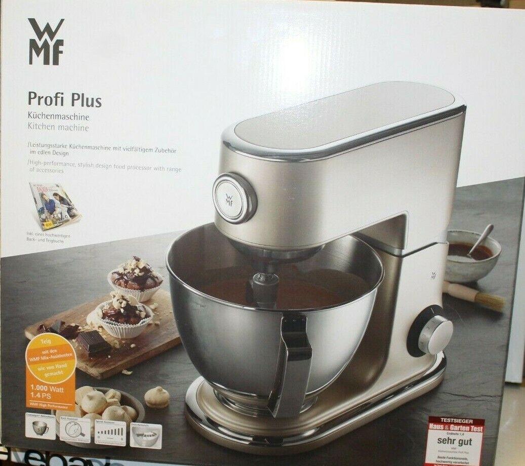 WMF Profi Plus 1000W 5L Küchenmaschine - Platin Bronze Neu