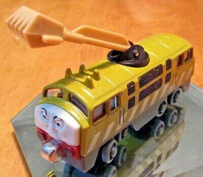 Thomas and Friends Take Along N Play Magic Railroad Diesel 10 Diecast Train Used