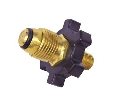 Mr. Heater F273758 Brass Propane Cylinder Adapter