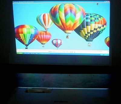 (Epson EMP-1825 3LCD Home Theater Projector 3500 Lumens 500:1 Contrast S-Vid #4)