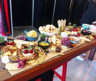 Catering- Grazing tables & Platters