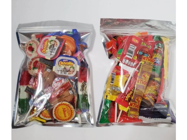 Mexican Candy Mix Sweet And Spicy 40 Count! BUY 3 GET 1 FREE! Holiday Special!++