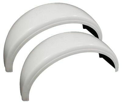 Peterbilt 379 Hood   Front Fender   Fiberglass   Pair   All Years