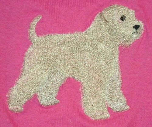 Embroidered Ladies Fleece Jacket - Wheaten Terrier C9628 Sizes S - XXL
