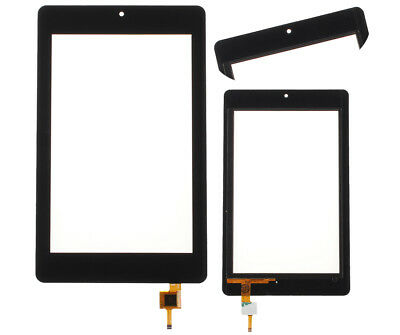 ACER Iconia One 7 B1-730HD A1402 Black Touch Screen Glass Digitizer Replacement
