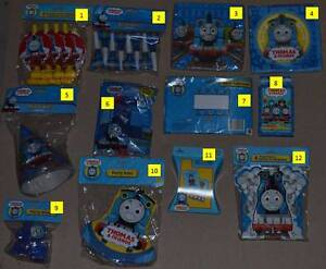 Thomas the Tank Engine party goods Cherrybrook Hornsby Area Preview