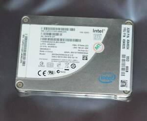 80gb INTEL 2.5 inch SSD hard drive