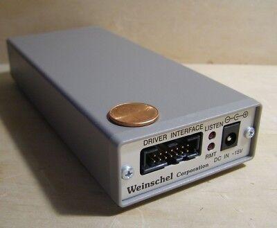 Weinschel Model8210a-1 Driver Interface Attenuator Controller...no Accessories.