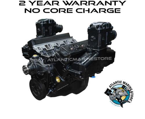 Gm/mercruiser 305/5.0 Remanufactured Premium Marine Engine Standard Rotation