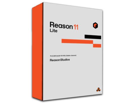 Reason Studios Reason 11 Lite - Genuine License - Windows & Mac
