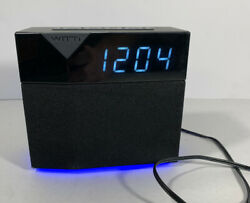 WITTI BEDDI Style | App Enabled Smart Alarm Clock w. Bluetooth Speaker & USB