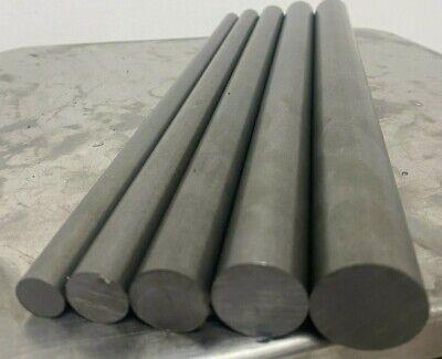 12l14 Steel Bar Stock Assortment 5 Round Bars See Description