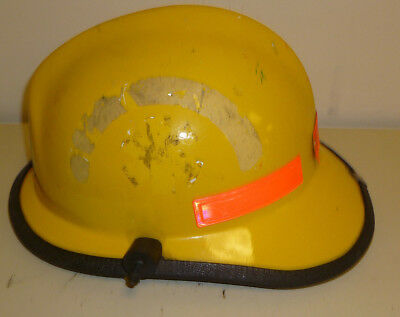 Firefighter Bunker Turn Out Fire Gear Cairns N660c 660c Yellow Helmet H180