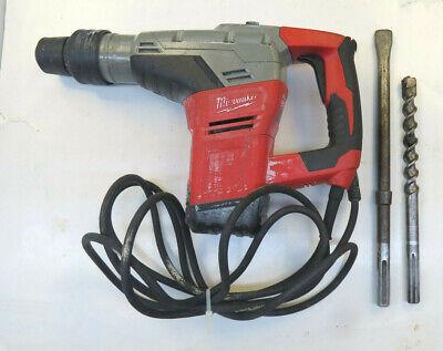 Milwaukee 5317-20 120v 10.5 Amp 1-916 40mm Sds-max Rotary Hammer