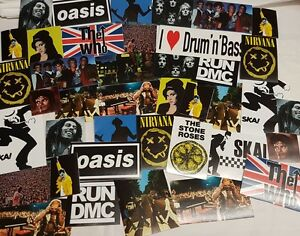 Band Stickers | eBay
