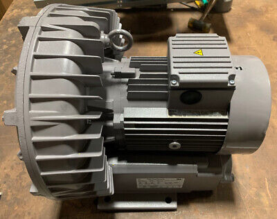 Fuji Electric Vfz601a-7w Regenerative Blower 53wc11 For Parts Only