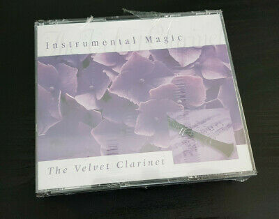 CD TRIPLE ALBUM - READERS DIGEST - INSTRUMENTAL MAGIC - THE VELVET...
