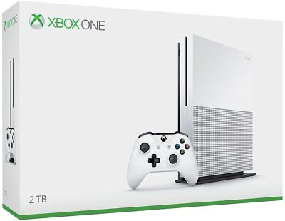 Microsoft Xbox One S 2TB Float Edition White Console, Brand New