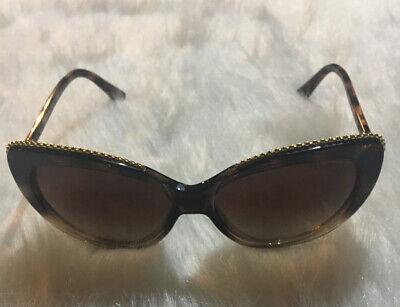 Coach Womens Gold Sunglasses