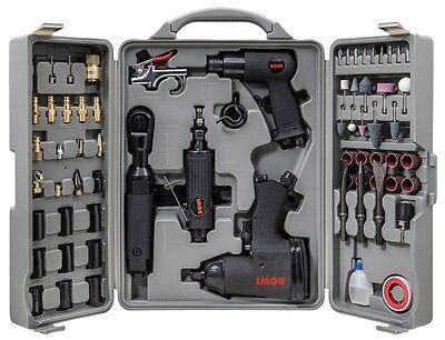 Rowi Druckluft-Werkzeug-Set 71-teilig DZB 71/1