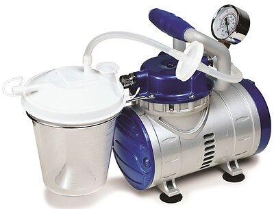 John Bunn Medical Heavy Duty Home Suction Pump Vacuum Machine JB0112-016 ~NEW~