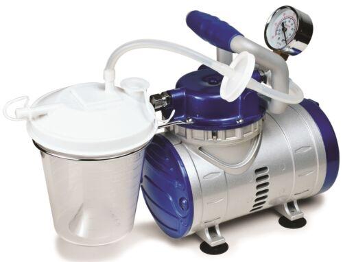 John Bunn Medical HD Home Suction Pump Vacuum Machine JB0112-016 ~FREE SHIP~ NIB