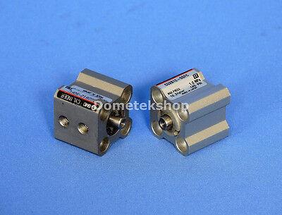 Smc Cq2b12-5dfc Pneumatic Cylinder Lot Of 2