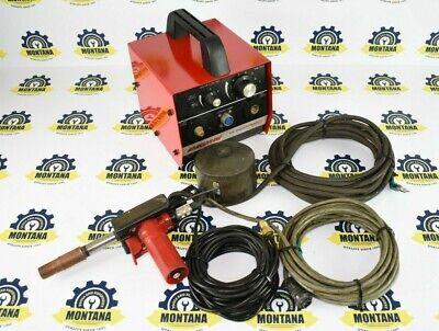 Lincoln Magnum Sg Mig Welding Spool Gun With Sg Control Module .035 Spool Gun