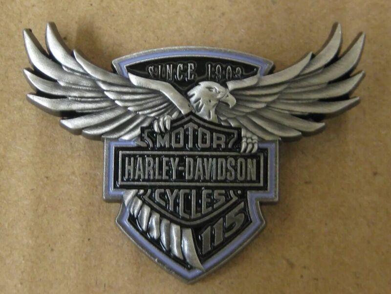 Harley Davidson 115th Anniversary Pin