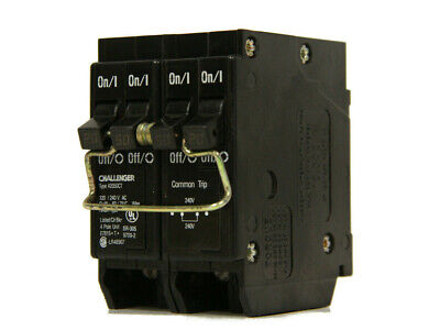 Challenger A2050ct Quad Circuit Breaker 2050a 120240vac New