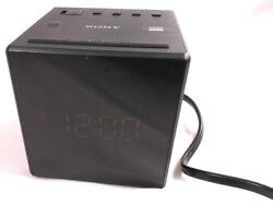 Sony ICF-C1 AM/FM Dual Alarm Clock Radio ICF-C1 Black