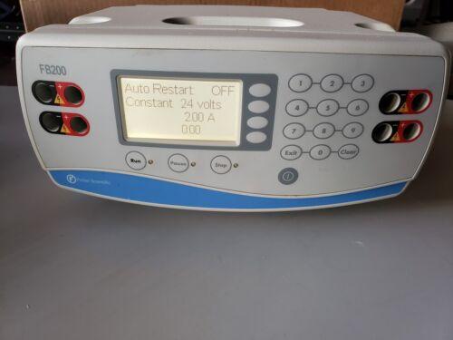 Fisher Scientific Model FB200 Electrophoresis Power Supply