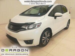 2015 Honda Fit EX+TOIT OUVRANT+SIEGES CHAUFFANTS+MAG+DEMARREUR E