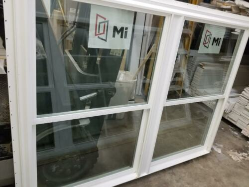 MI Vinyl DH Twin Window 37 3/4 x 56 3/4