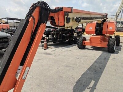 2014 Jlg 860sj Telescopic Man Lift Excellent Condition Ready To Rent