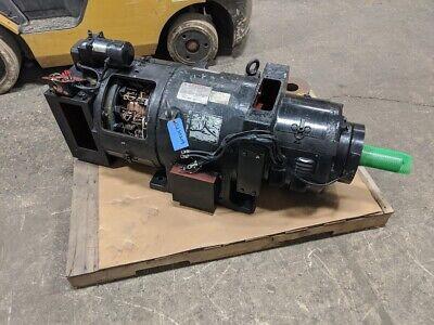 Toyo Denki Seizo Sd4011v-c1ie-m04 Commutator Motor For Komori Printing Press