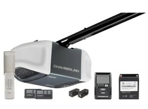 Chamberlain 3/4 HP Belt Drive Garage Door Opener -INSTALLED $339