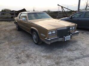 84 Cadillac Eldorado