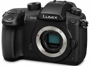 Panasonic GH5 and 12-35 2.8 ii in MINT CONDITION