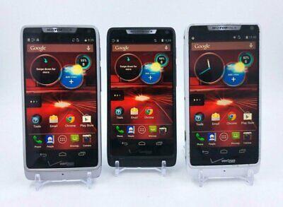Motorola Droid Razr M - 8GB - Page Plus - Black - Used & Working