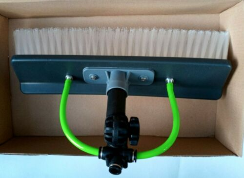 """Commercial Window Cleaning Power Wash 14"""" Speed Brush SBZ Single Nozzle"""