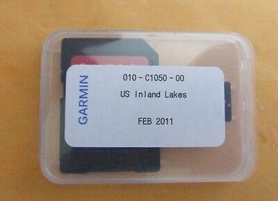 Garmin US Inland Lakes 2011 on microSD/SD Card - Full Coveraage 010-C1050-00