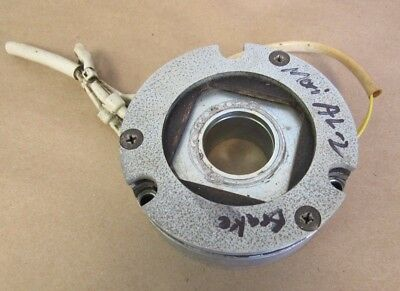 Mori Seiki Brake Parts Removed From Mori Seiki Al-2 Cnc Lathe