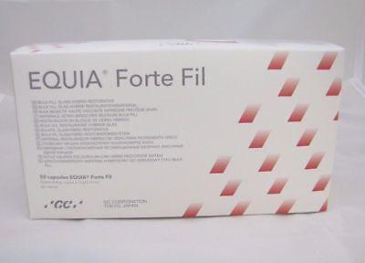 Dental Gc Equia Forte Fil Bulk Fill Glass Hybrid Restorative