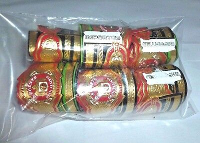 ARTURO FUENTE & ASSORTED 50 PIECE LARGE CIGAR BAND LABEL ASSORTMENT FOR CRAFTING