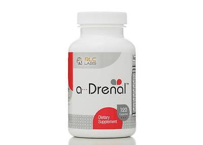a-Drenal - Support for Adrenal Fatigue (120 Capsules) by RLC Labs
